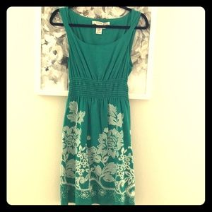 Studio M  Dress  Floral Embroidery